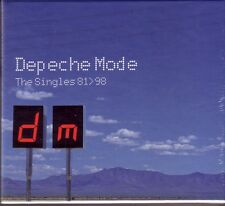 "DEPECHE MODE ""The Singles 81>98"" BOX SET"