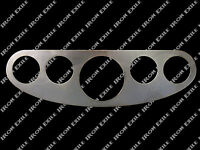 GAUGE PANEL 02 -- Universal Mounting Insert Bezel Dash Rat Hot Street Rod Trim