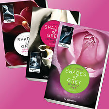 IM SET: SHADES OF GREY (Band 1+2+3) | E. L. JAMES | 3 BÜCHER Fifty Shades (Buch)