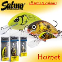 Salmo Hornet lure all sizes / models Crankbait wobler fox rage lure fishing pike