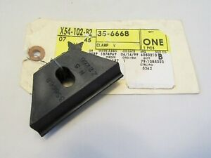NOS 1975-80 Chevy Pontiac Old Monza Spider Battery Hold Down Clamp GM # 356668