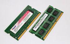 Memoria RAM per Notebook - 4GB (2x2GB) DDR3 SO-DIMM 1333 Mhz - ASint/VData