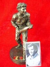 Ayrton Senna Figurine Modelo de Fórmula 1 F1 Motor Racing Ltd Edition leyendas para siempre