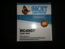 HP Premium Replacement 940 XL Cyan Ink Cartridge RC4907 C4907A