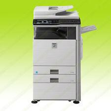 Sharp MX M503N Copier Printer Scan Monochrome MFP Laser Duplex USB 50PPM Tabloid