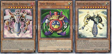 Yugioh Authentic Z-one Deck - Sephylon - Metaion - Time Wizard - Sand Gambler NM