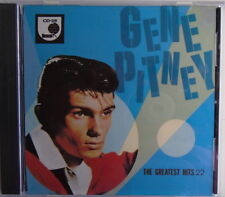 GENE PITNEY - CD - 22 Greatest Hits - LIKE NEW