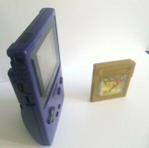 Nintendo gameboy 1985 vintage - Gameboy Color  Used Tested -with 1 game Pokémon