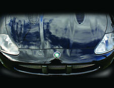 Jaguar XK8 & XKR Three Piece Mesh Grille Factory Look Grill 1997-2004