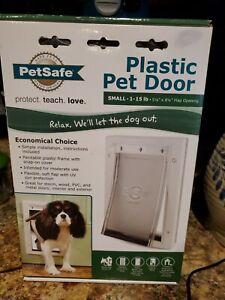 Petsafe plastic pet door Small PPA00-10958