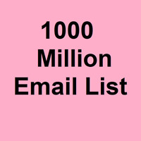1 Billion Email List for Marketing and Business - Instant Download