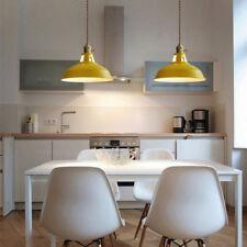 Kitchen Pendant Lighting Bedroom Lamp Yellow Pendant Light Modern Ceiling Light