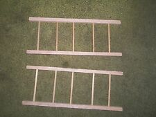 AMF pedal car wood ladders for 508 fire truck &other brands
