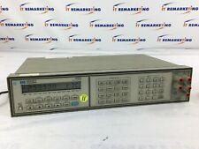 Hp Hewlett Packard 3457a Multimeter Power Supply Unit