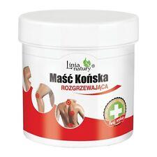 Maść Końska Rozgrzewająca 250 g Ointment Pferdebalsam ointment massage 250g