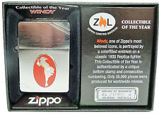 Zippo Windy 1935 Replica Collectible of the Year Limited Edition COTY 2004124