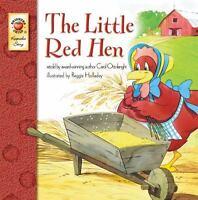 Keepsake Stories: The Little Red Hen by Carol Ottolenghi (2002, Paperback)