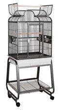 Hq Model 82217C-Parrot Bird Amazon Cockatiel Cage-Beige