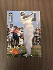 Michael Jordan Upper Deck 1994 Pro Files golf card