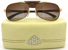 "Maybach The Baron II ""prescription"" Sunglasses (18k Gold-Plated) SZ 63 x 14 135"