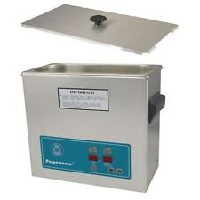 Crest Powersonic Ultrasonic Cleaner 15 Gallon Timer Amp Heat P500h 45 Amp Basket