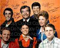 Happy Days signed cast 8X10 photo picture poster autograph RP