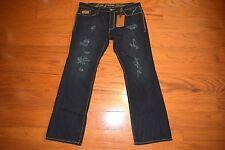 ANTIK DENIM - Relaxed BOOT CUT Blue Jeans - Men Size 40 x 34 - NWT - MSRP $180