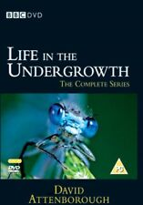 Life In The Undergrowth Complete Series (David Attenborough) 2xDVDs R4