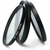 52-67mm UV Ultra-Violet Filter Camera Lens Protector For Canon DSLR/SLR/DC/DV