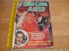 War Gods of the Deep Vincent Price Dell Movie Classic 1960s comic book fr SCARCE