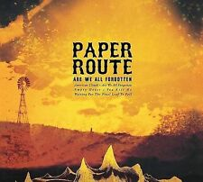Are We All Forgotten [EP] [Digipak] by Paper Route (CD, Jul-2008, Low...