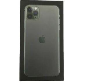 Apple iPhone 11 Pro Max - 64GB - Midnight Green (Unlocked) A2161 (CDMA GSM)