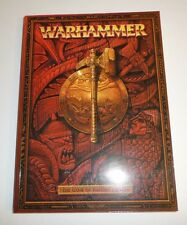 Warhammer - The Game of Fantasy Battles - 2000 Games Workshop Softcover RPG Book