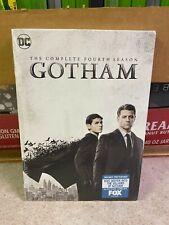 Gotham: The Complete FOURTH Season DVD New Sealed DC Comics Fox