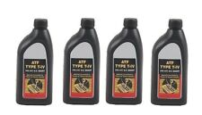 4 Quart Atf T-Iv Automatic Transmission Fluid Oil Genuine Fits Toyota Lexus