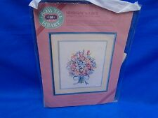 Dimensions From the Heart NOSEGAY 'n LACE Needlepoint Kit 53016 Gebert Schuster