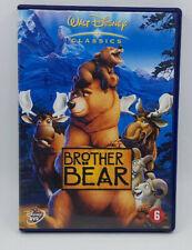 Walt Disney Classics Brother Bear 2004 Dvd Region 2