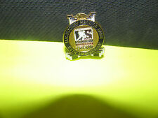 UNITED STATES HOCKEY HALL OF FAME 25TH ANNIVERSARY PIN- 1973-1998