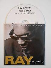 RAY CHARLES : RARE GENIUS ♦ CD ALBUM PORT GRATUIT ♦