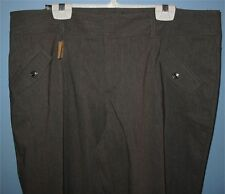 Women's Size 16 Studio by Liz Claiborne Casual Pants Grey