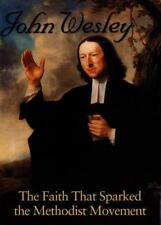 JOHN WESLEY: THE FAITH THAT SPARKED THE METHODIST MOVEMENT NEW DVD