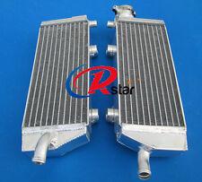 Aluminum Radiator for KTM 250/450/505 SX-F/SXF 2007 2008 2009 2010 2011 08 08 09
