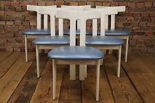 Chaise salle à manger 6x ère spatiale Designer Set Vintage 60s Cuisine