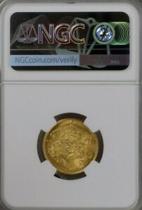 NGC MS64 1914 Belgium 20F Gold Coin.! French-Position A.! GEM BU..!