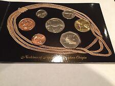 IRELAND  OFFICIAL  MILLENNIUM  COIN SET 2000. UNC. SCARCE