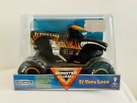 Monster Jam Official 1:24 El Toro Loco. Monster Truck. Christmas Gift.True Metal