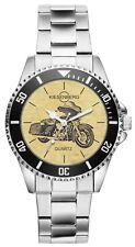 Geschenk für Harley Davidson Street Glide Motorrad Fahrer Kiesenberg Uhr 20410
