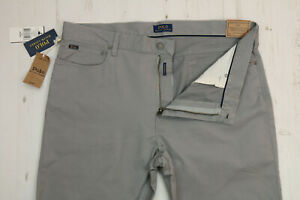 Polo Ralph Lauren Varick Slim Straight mens chino trousers size W40 L34