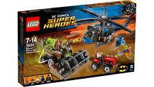 LEGO DC SUPERHEROES #76054 THE BATMAN 'SCARECROW'S HARVEST OF FEAR' NEW