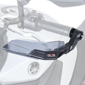 Protections de levier moto pour Aprilia Shiver 900 / 750 / GT X2 noir